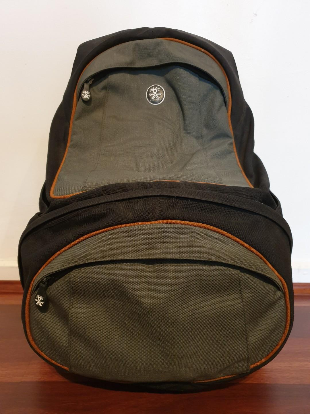 Crumpler Farmers Double (Large) -  Camera Accessories Backpack