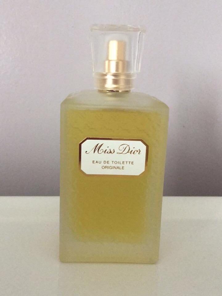 Dior Miss Dior Eau de Toilette Original Spray, new, never sprayed. No box.
