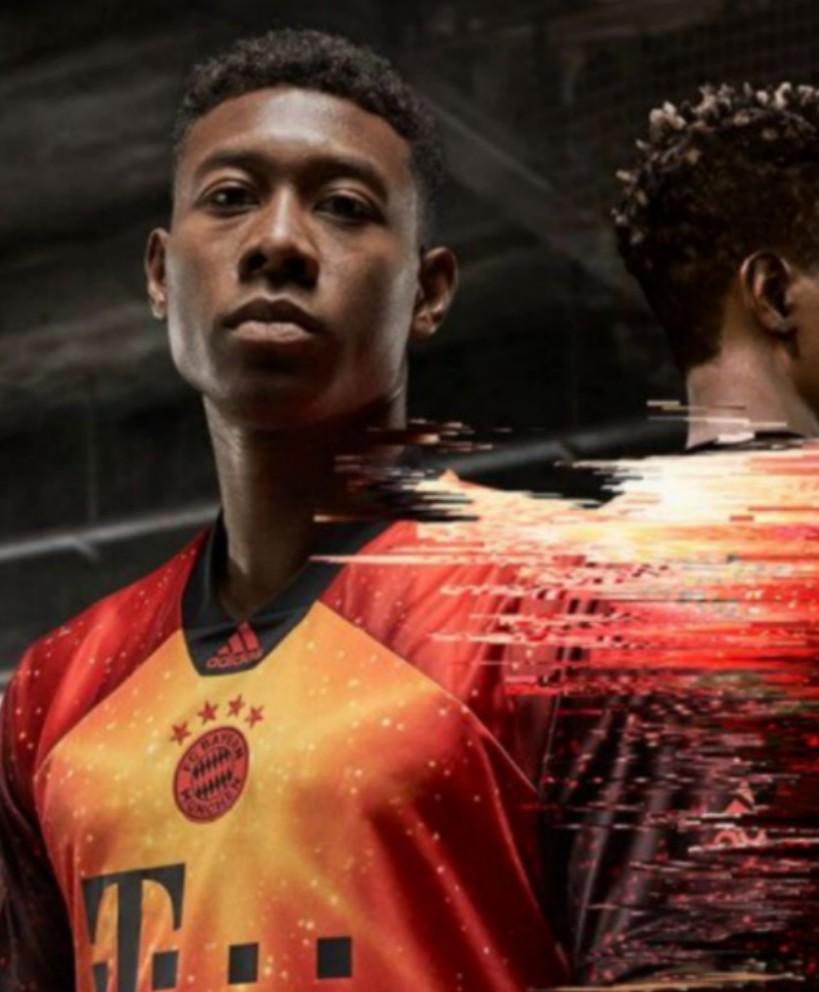new products 590e9 015fb EA Sports FIFA Bayern Munich 18/19 Limited Edition Kit