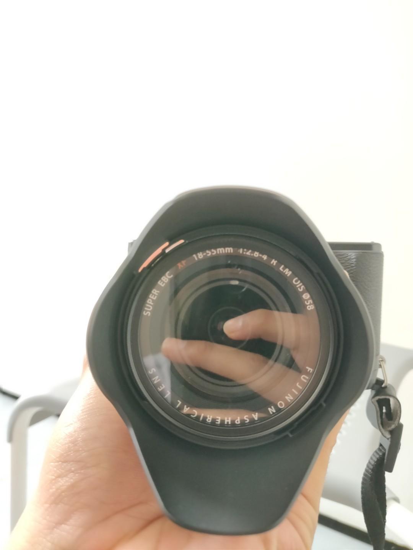 Fujifilm XE3 + XF 18-55mm F2.8-4