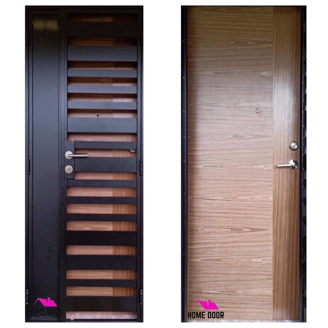 Gate & Main Door (3x7 ft)
