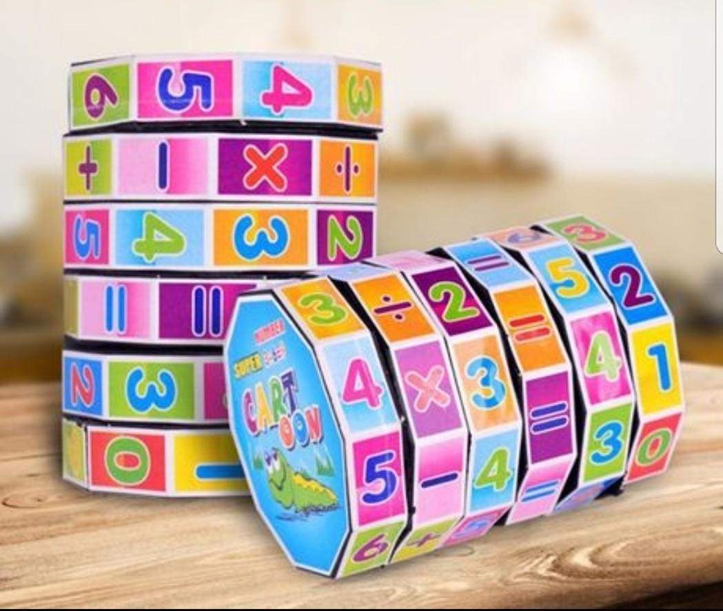 Goodie bag, goody bag, maths cube, rubik cube, puzzle, educational toy, rubic