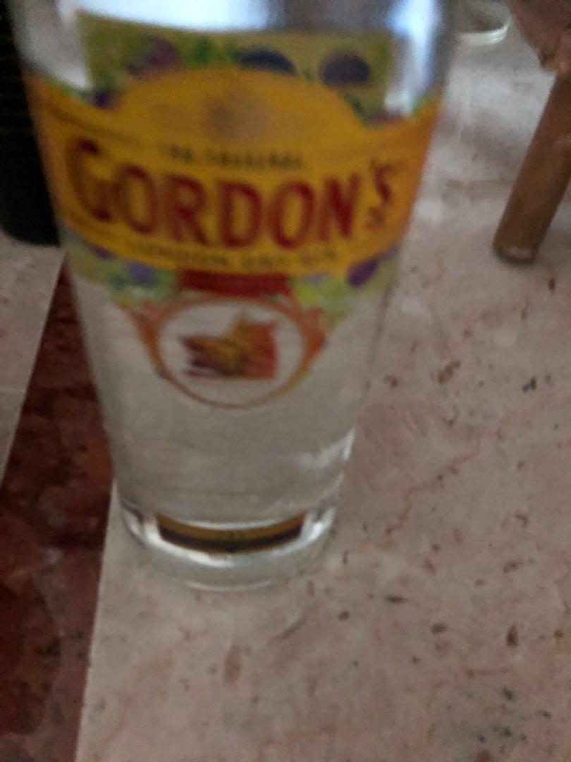 Gordon's Gin. 1 Litre. FREE 2-hour delivery. Cash on delivery. 24/7. Free gift wrapping