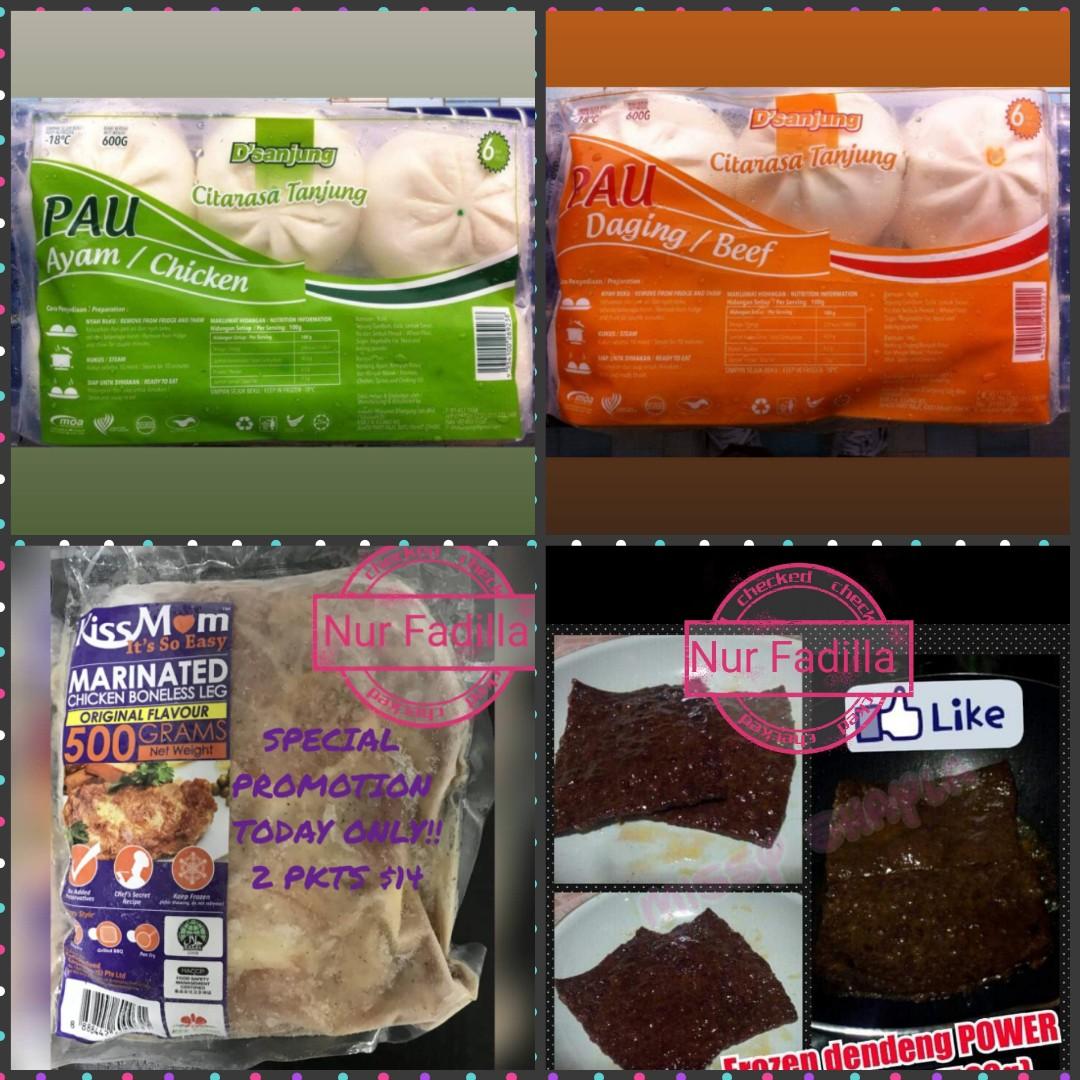 HALAL INSTANT FOOD, Food & Drinks, Instant Food on Carousell