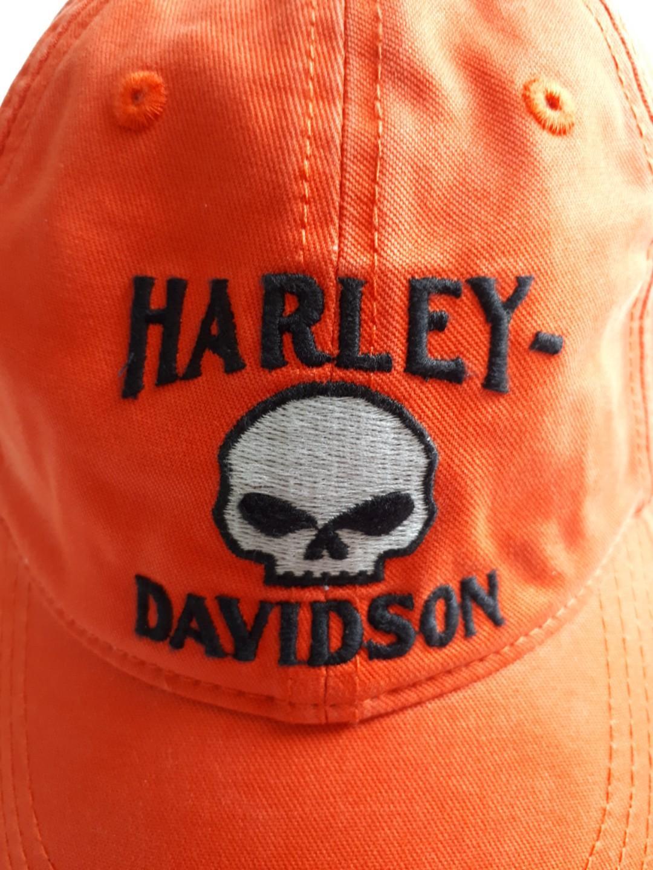 H-Davidson Cap_Premium