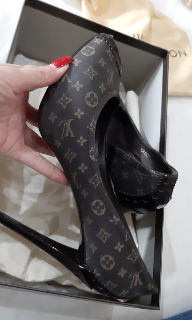 High heels LV size 38