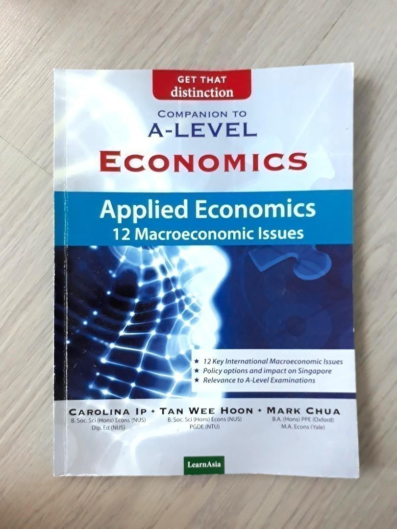 HIGHLY RECOMMENDED Econs Notebook to A Level students