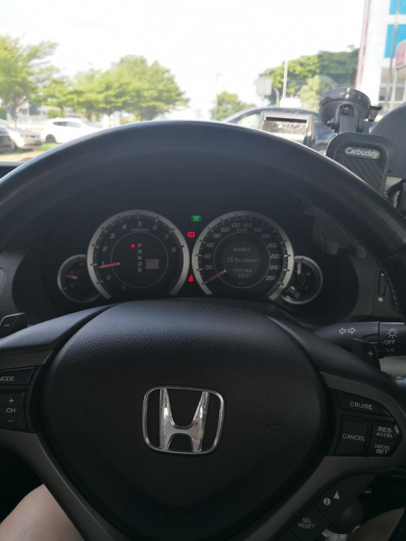 Honda Accord 2.4 i-VTEC Auto