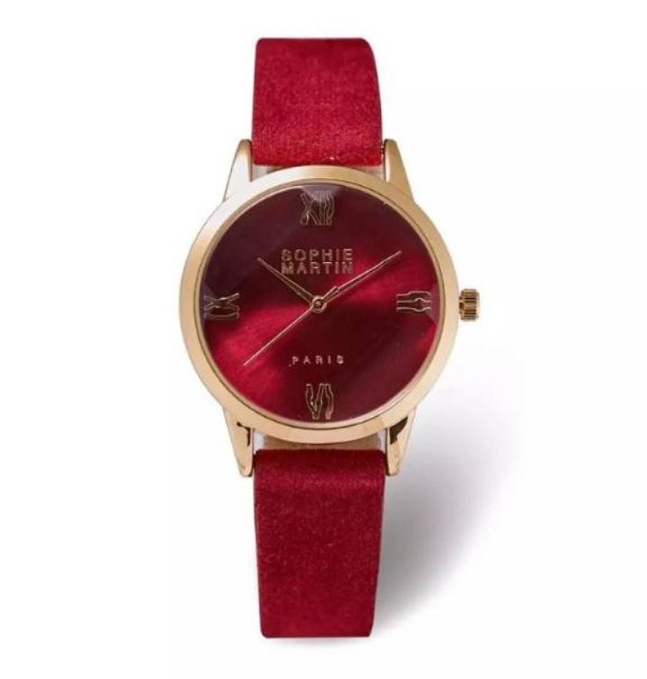 Jam tangan sophie martin
