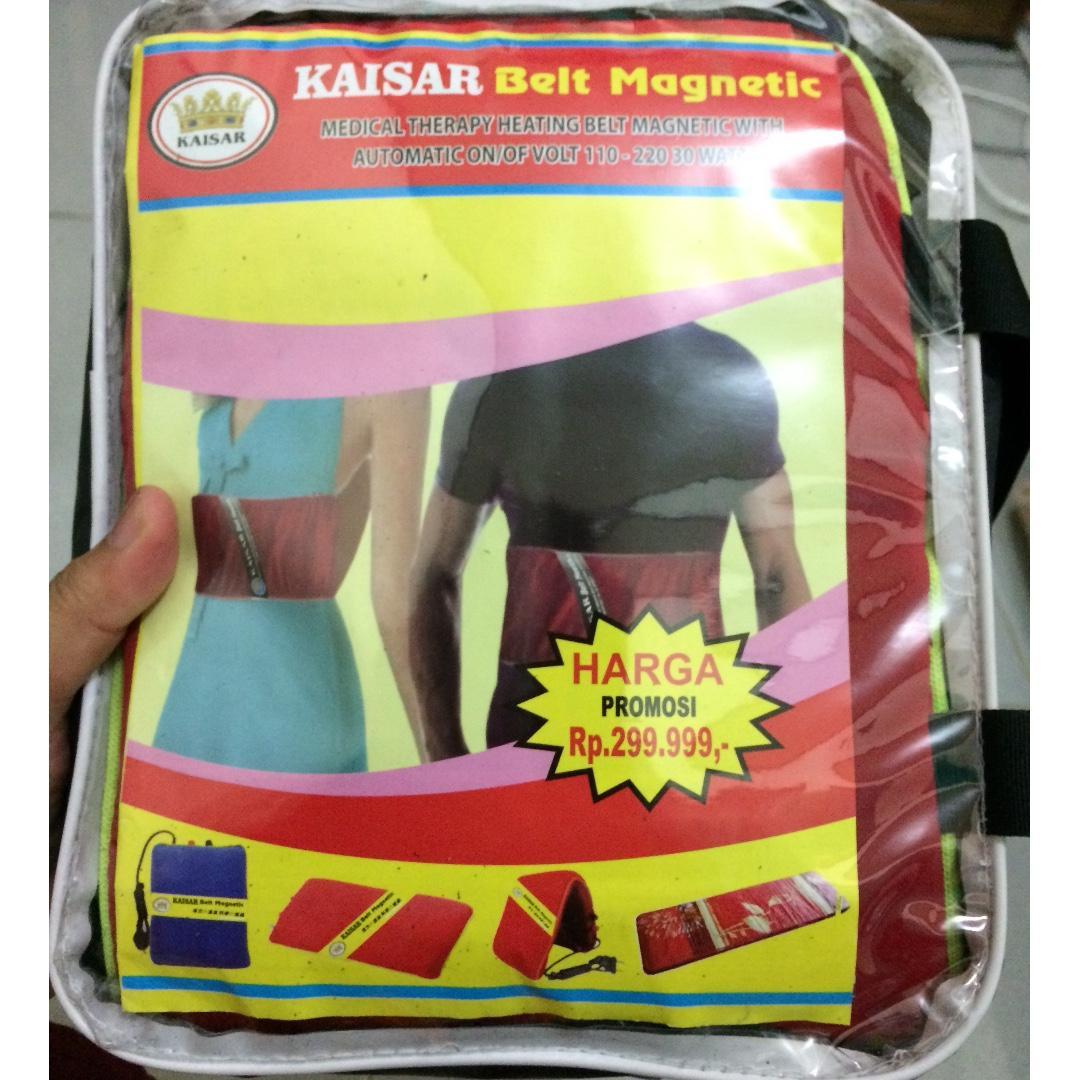 Kaisar Belt Magnetic