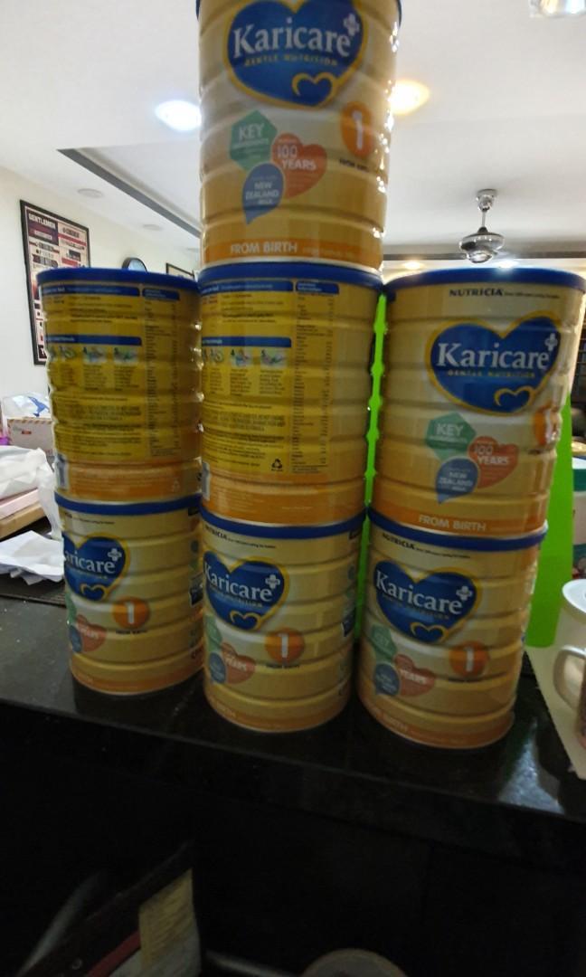 Karicare 1 milk powder, Babies & Kids, Nursing & Feeding on
