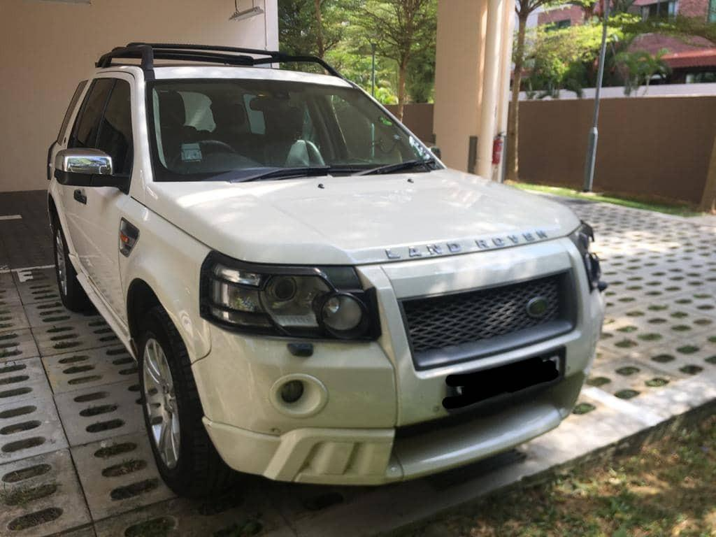 *KERETA SINGAPORE*🇸🇬🇸🇬🇸🇬 *JOIN GROUP WASAP 9👇* https://chat.whatsapp.com/DNxqfSTKPD50ZWGuffMlyx FRELANDEER 2 3.2cc SUNROOF 126kM MILEAGE  RM 17 300 JB Wasap.my/60126373536 *WANT SELL BACK YOUR SCRAP CAR?LET ME HELP😊*