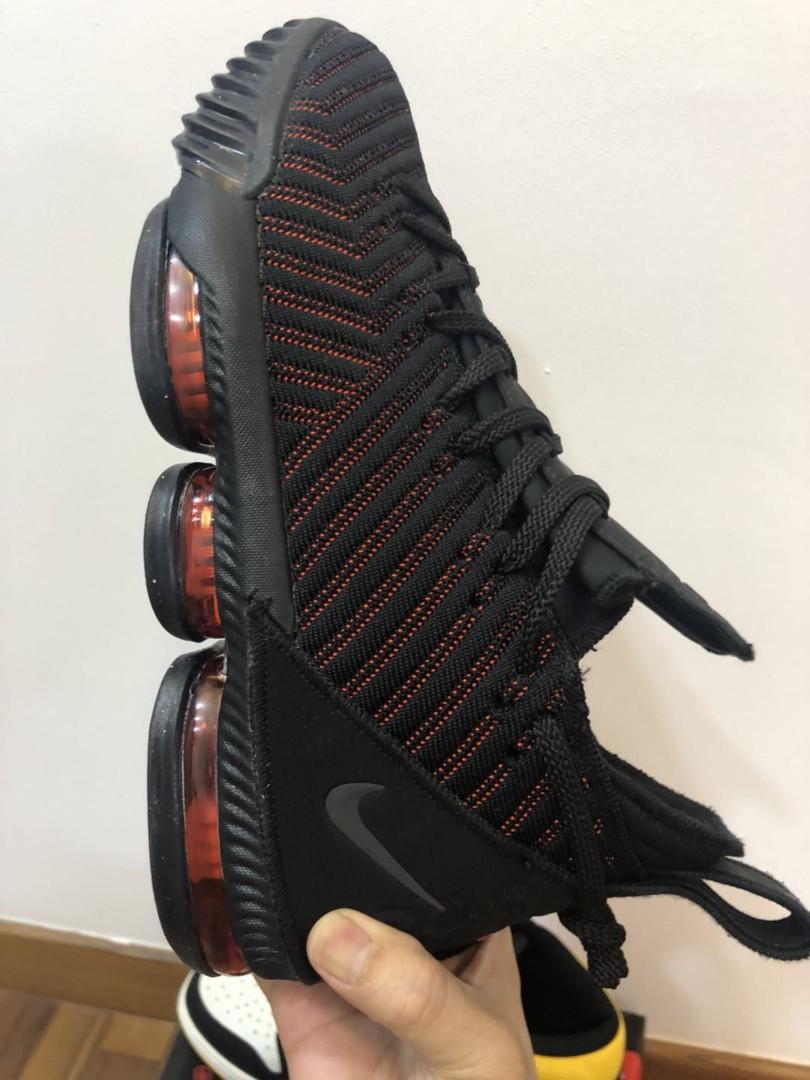 online store 4839c 48879 Lebron 16 Fresh Bred, Men's Fashion, Footwear, Sneakers on ...