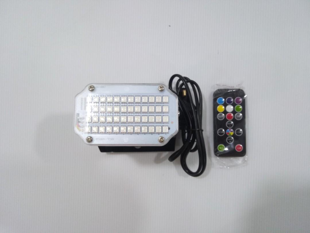 LED Mini Room Strobe 24 LED Series