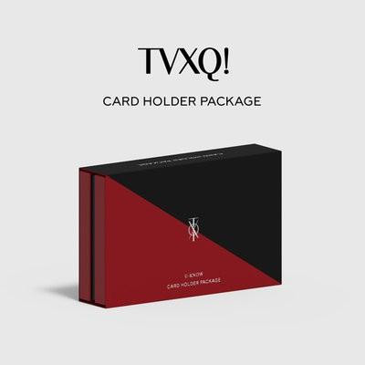 [LIMITED EDITION PREORDER] TVXQ! Card Wallet Package