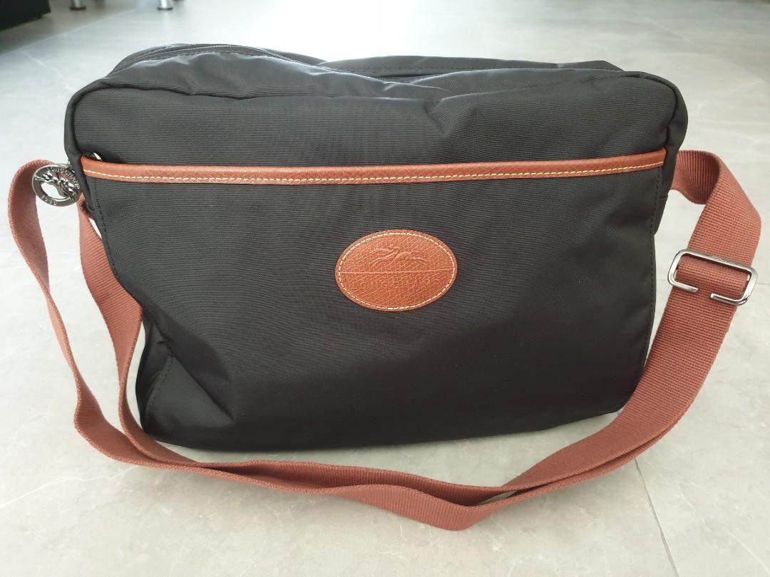 Longchamp Travel Crossbody Bag