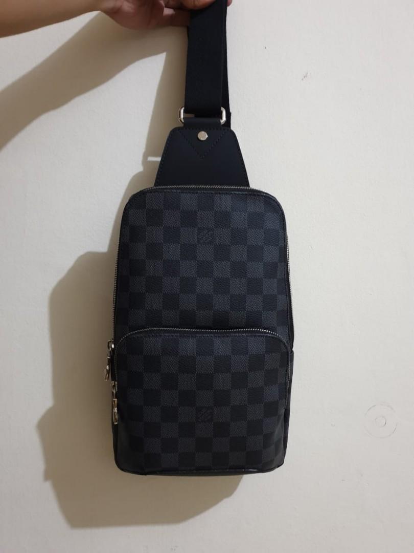 Louis Vuitton tas selempang original