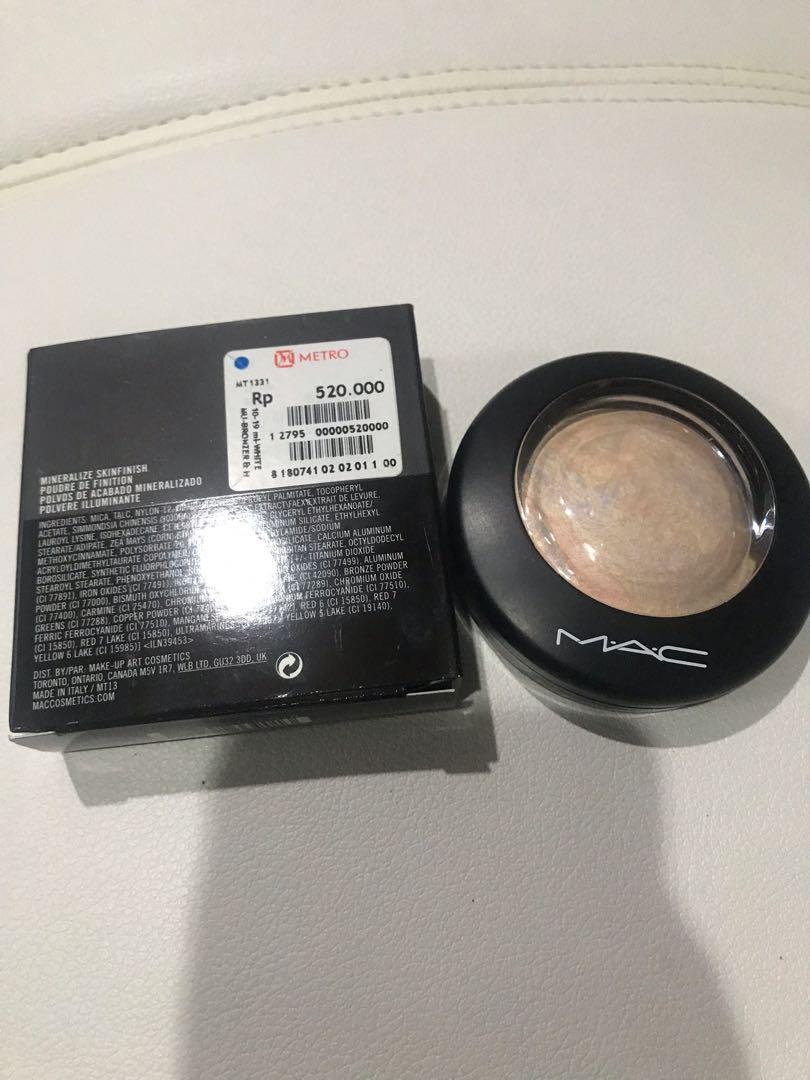 Mac Highlighter Shade Lightscapade