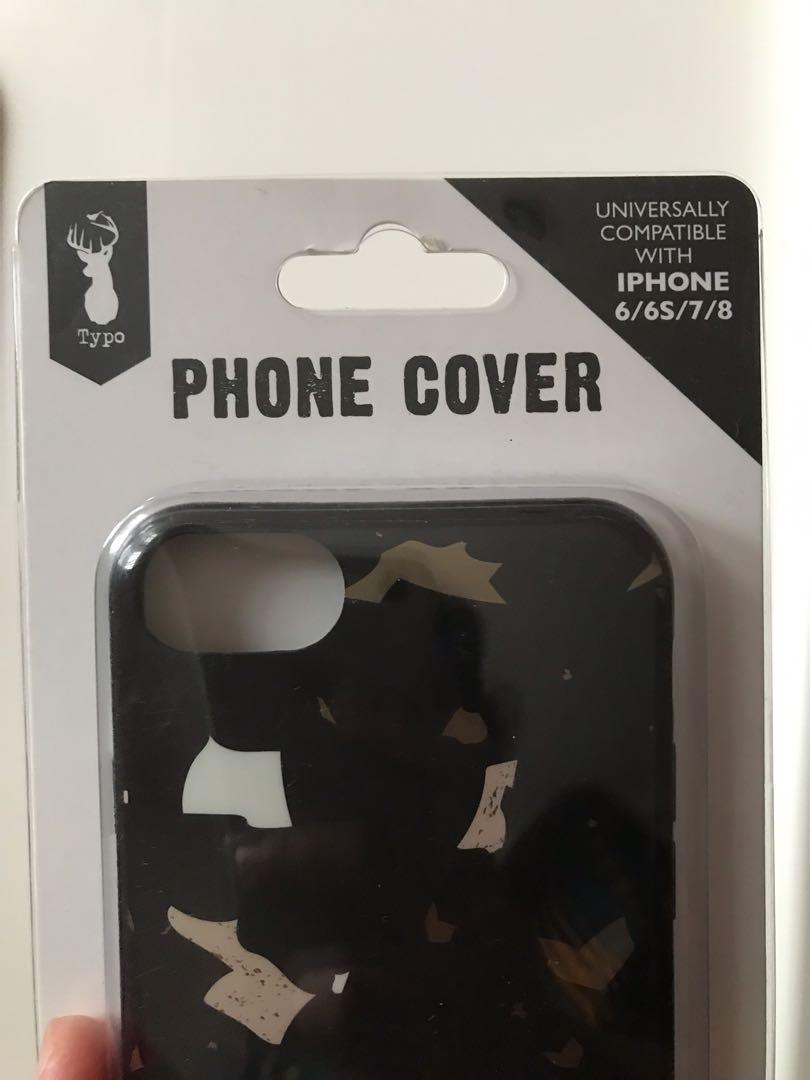 #maujam Typo Iphone 6/7/8 Case