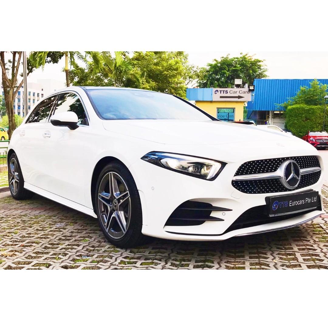 Mercedes-Benz A200 AMG Premium Plus (ready Inventory)