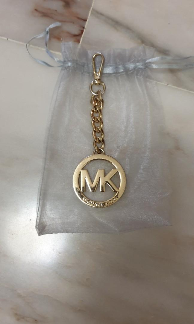 Michael Kors Signature Logo Key Fob & Hang Charm