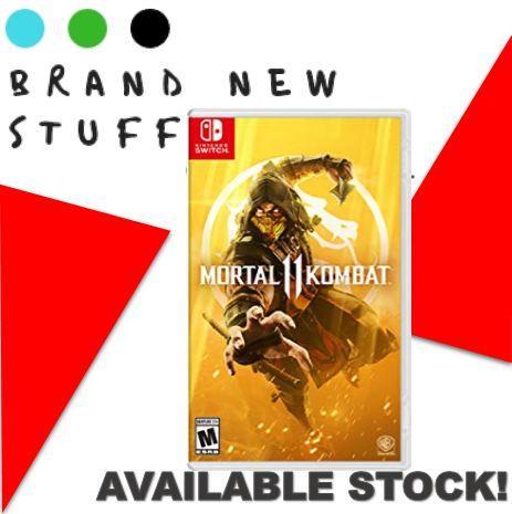 Mortal Kombat 11 [Available Stocks], Toys & Games, Video