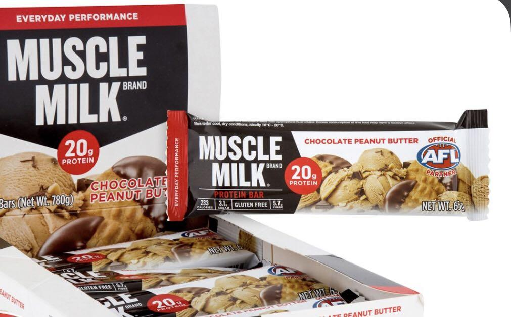 Muscle Milk Protein Bars 20g Chocolate peanut butter