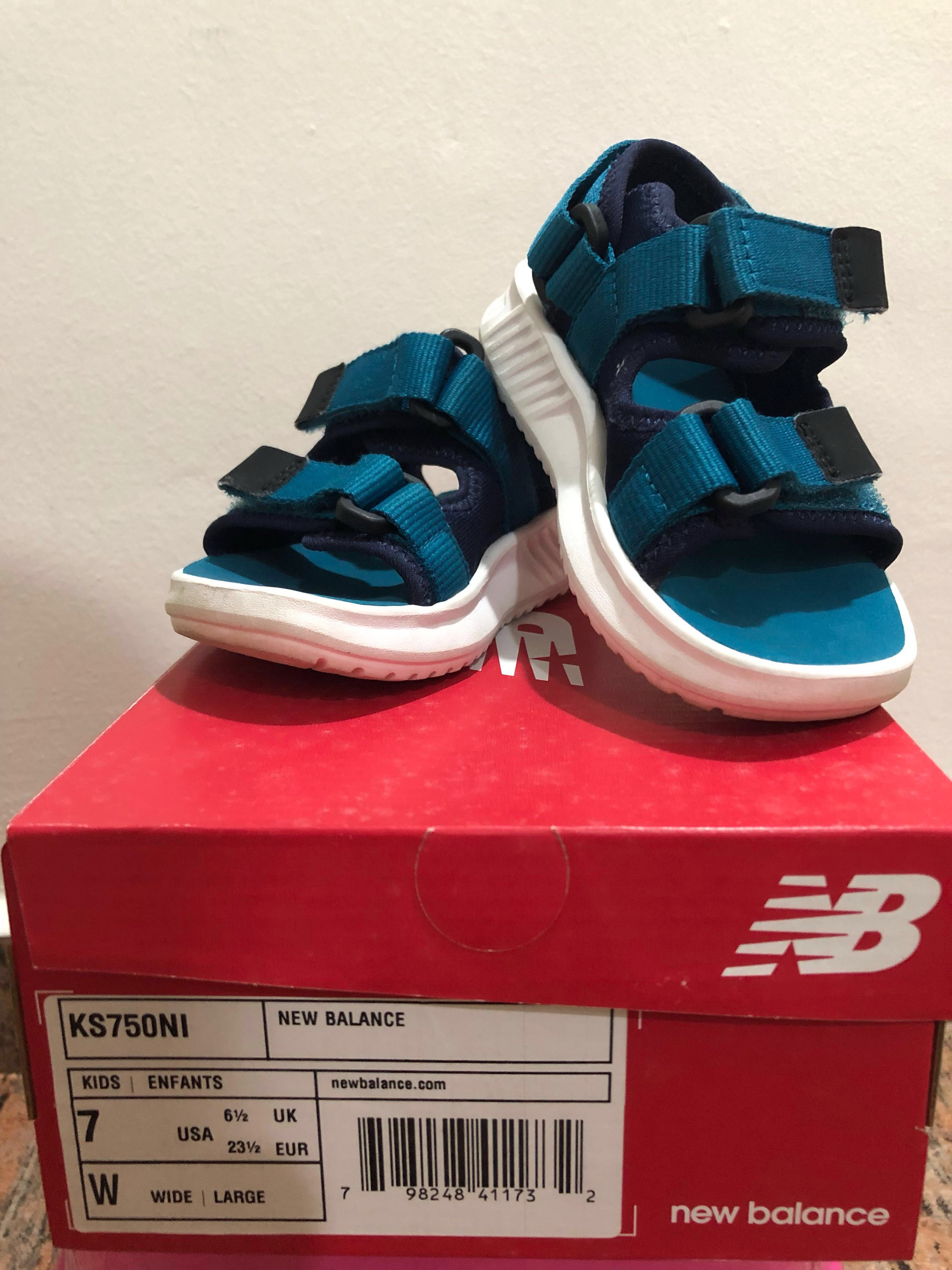 3b43e544 New Balance Shoes For Toddler size US7