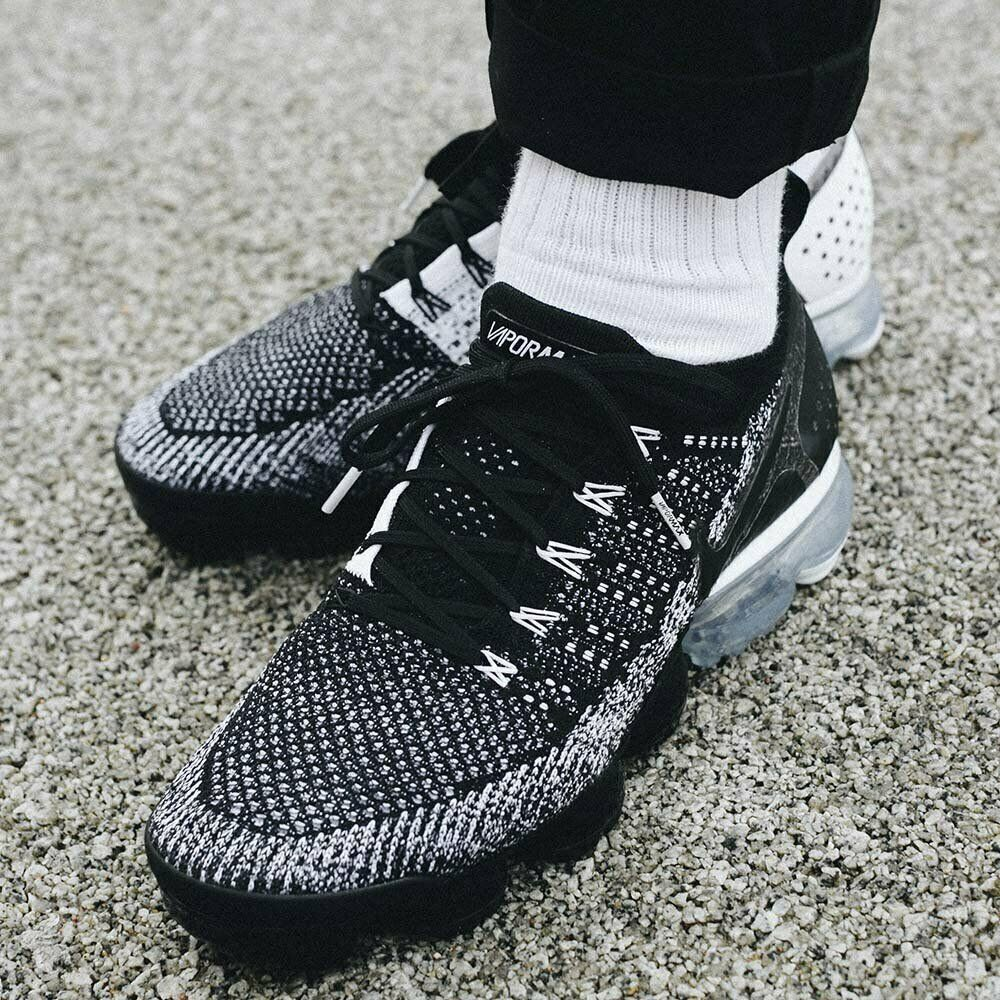 huge discount bb138 1bf39 Nike Air Vapormax 2 Flyknit Orca Black/White