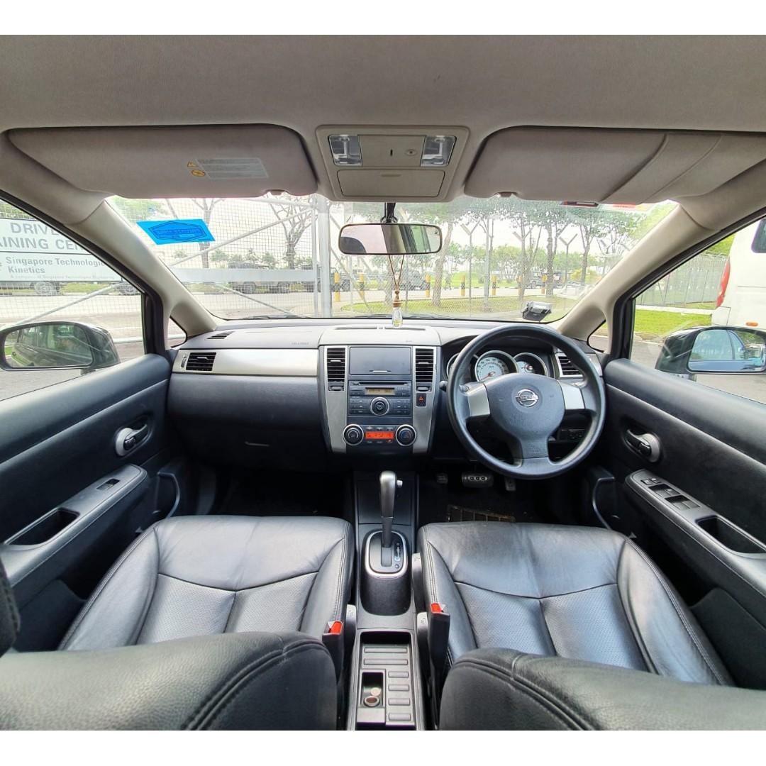 Nissan Latio Daily Rental