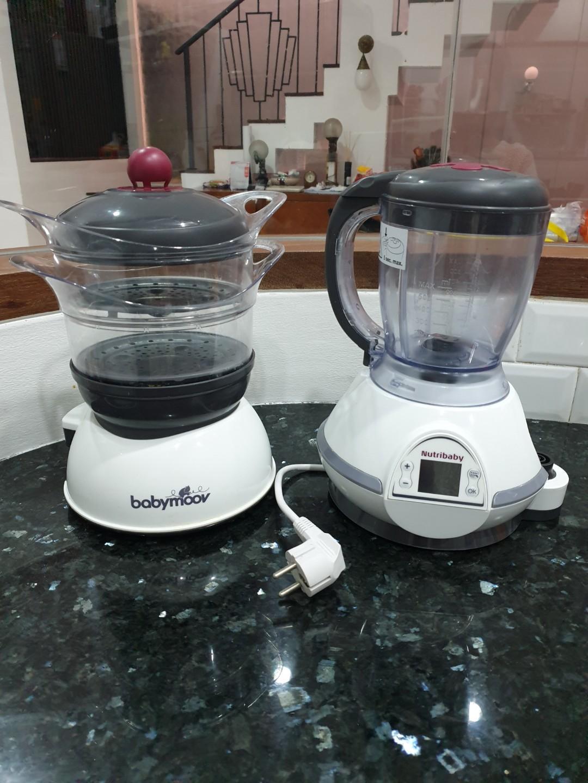 Nutribaby Multifungsi Food Processor