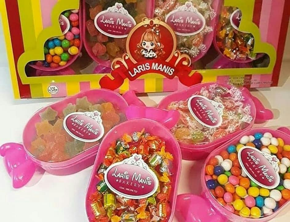 Paket Candy Dream Laris Manis
