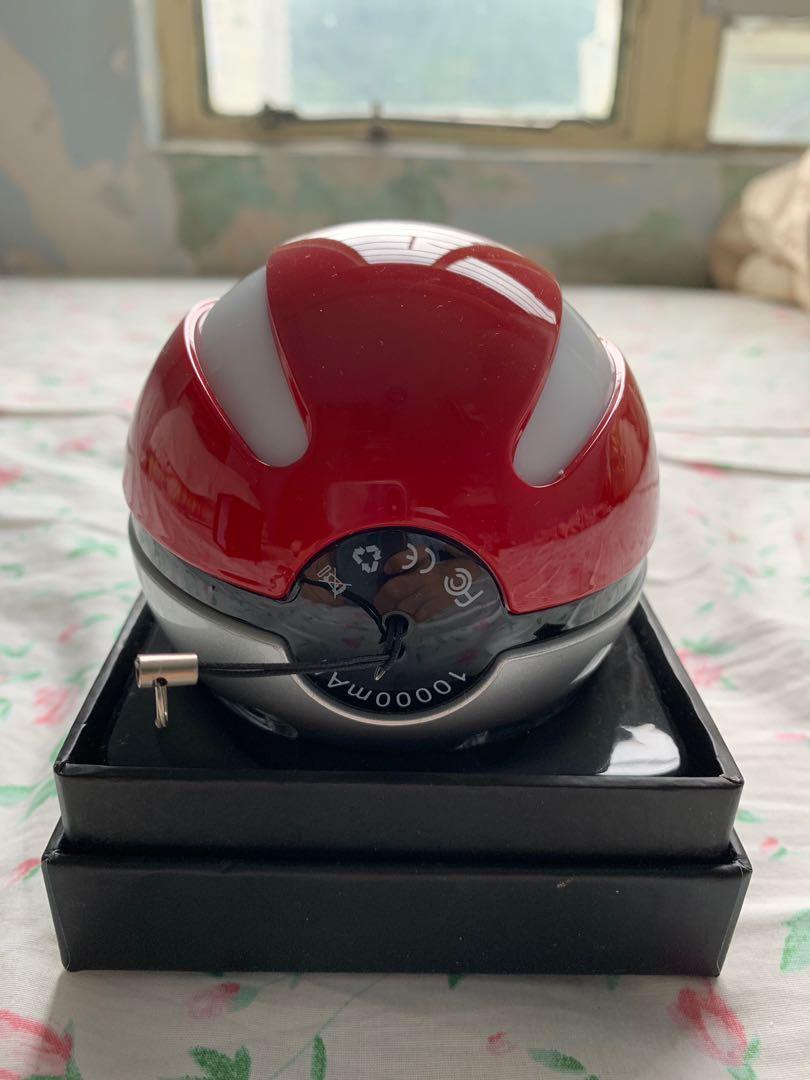 Pokemon 精靈球充電器 Magic ball power bank