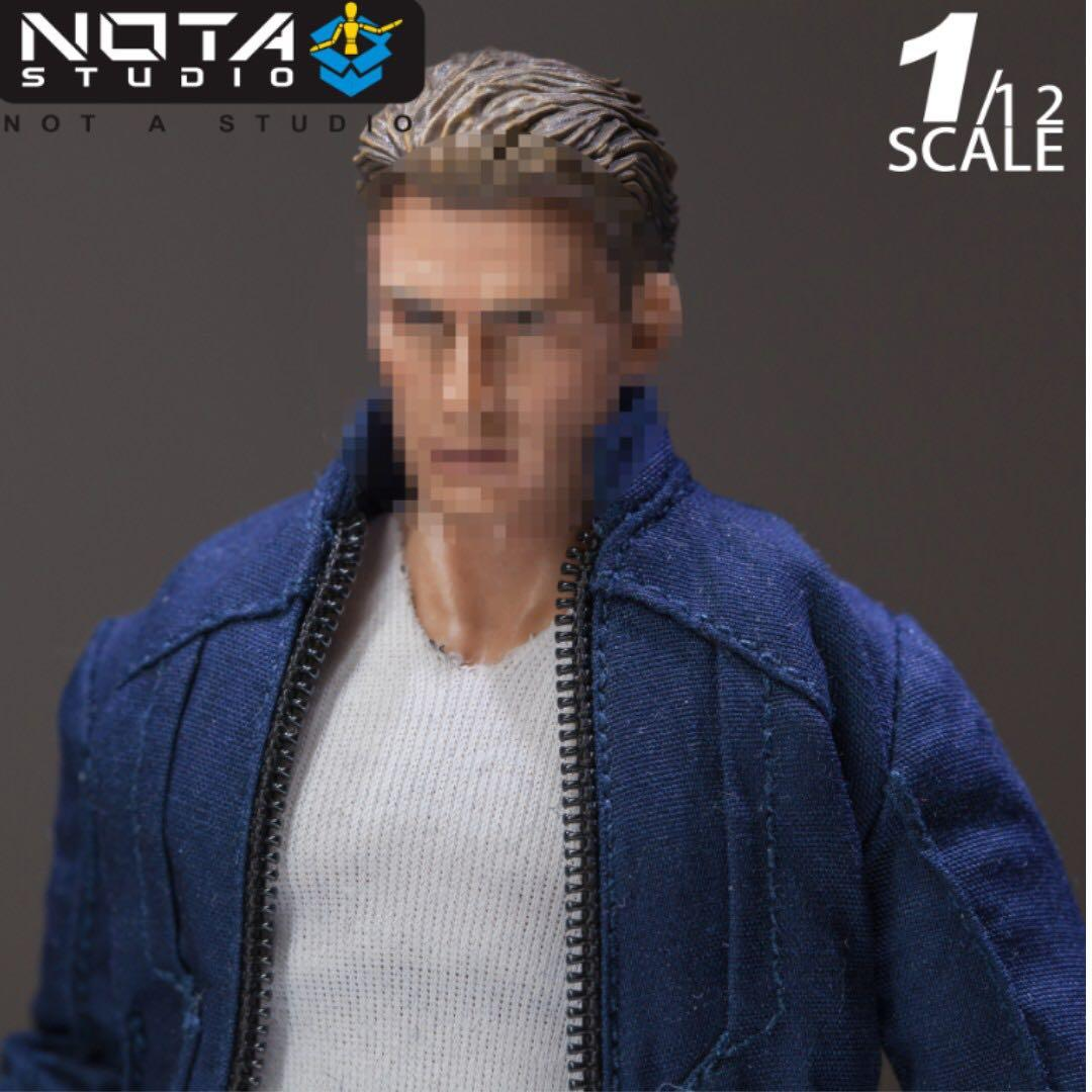 [Preorder] NOTA Studio, Accessory Set for 1/12 Captain America