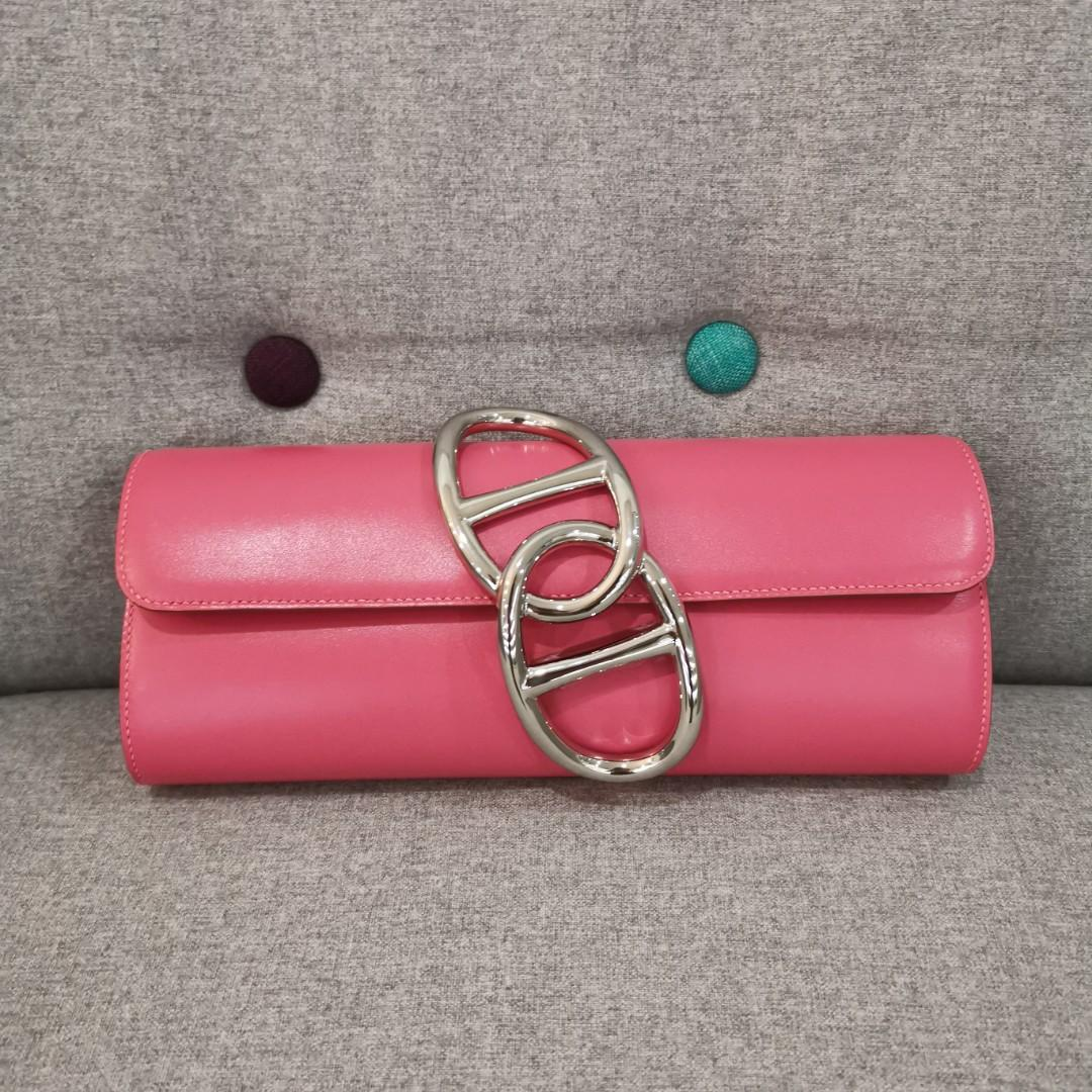 Proved Rose lipstick Egee Clutch phw