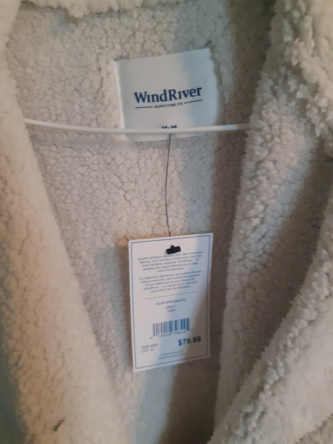 Purchased for $80 NWT Wind River Soft Sweater Medium