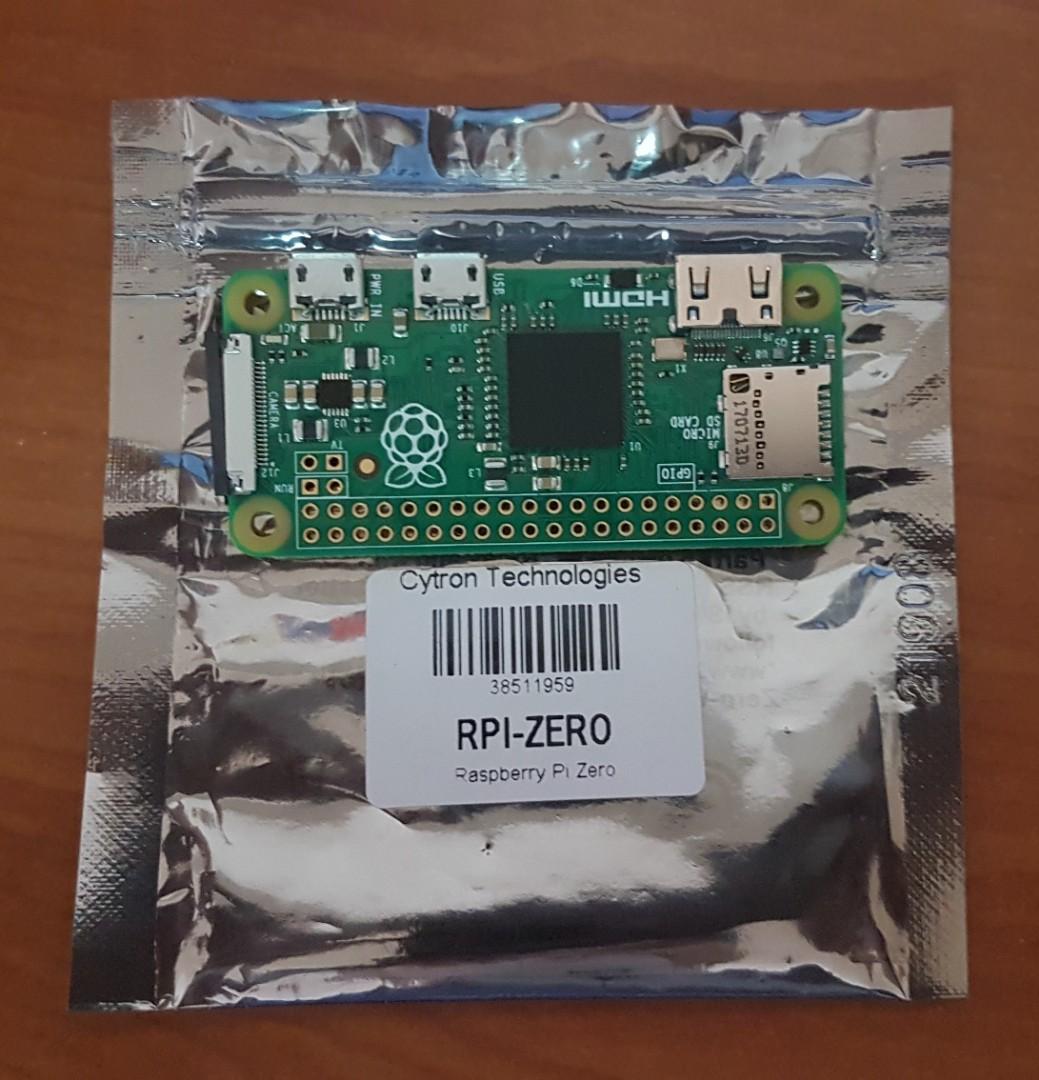 Raspberry Pi Zero Ver 1 3
