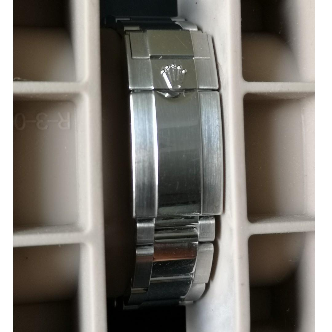 Rolex GMT Master II Ref 116710LN (Discontinued)