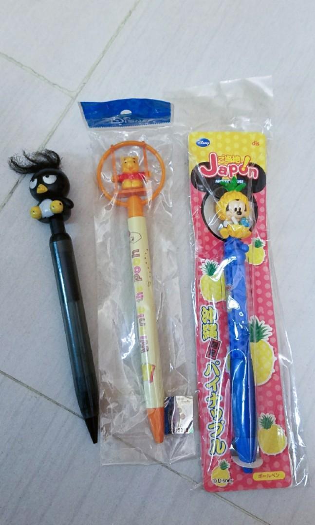 中古絕版Sanrio XO 鉛心筆