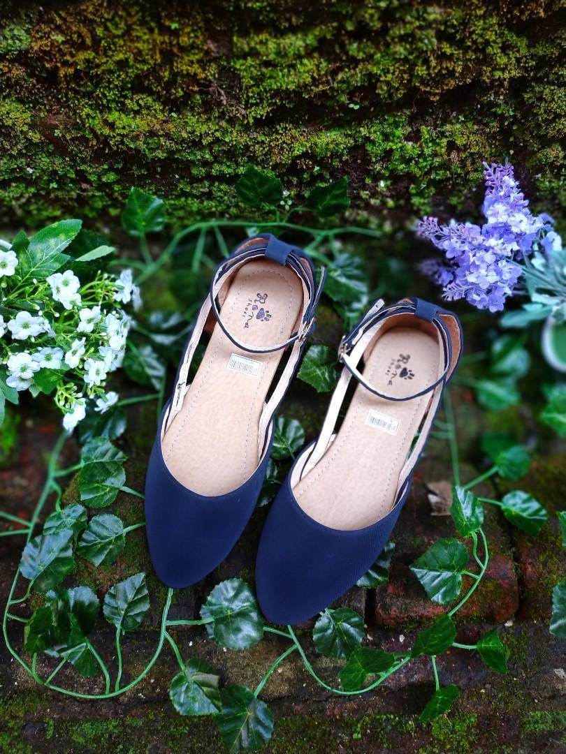 Sepatu flatshoes wanita murah FS-09