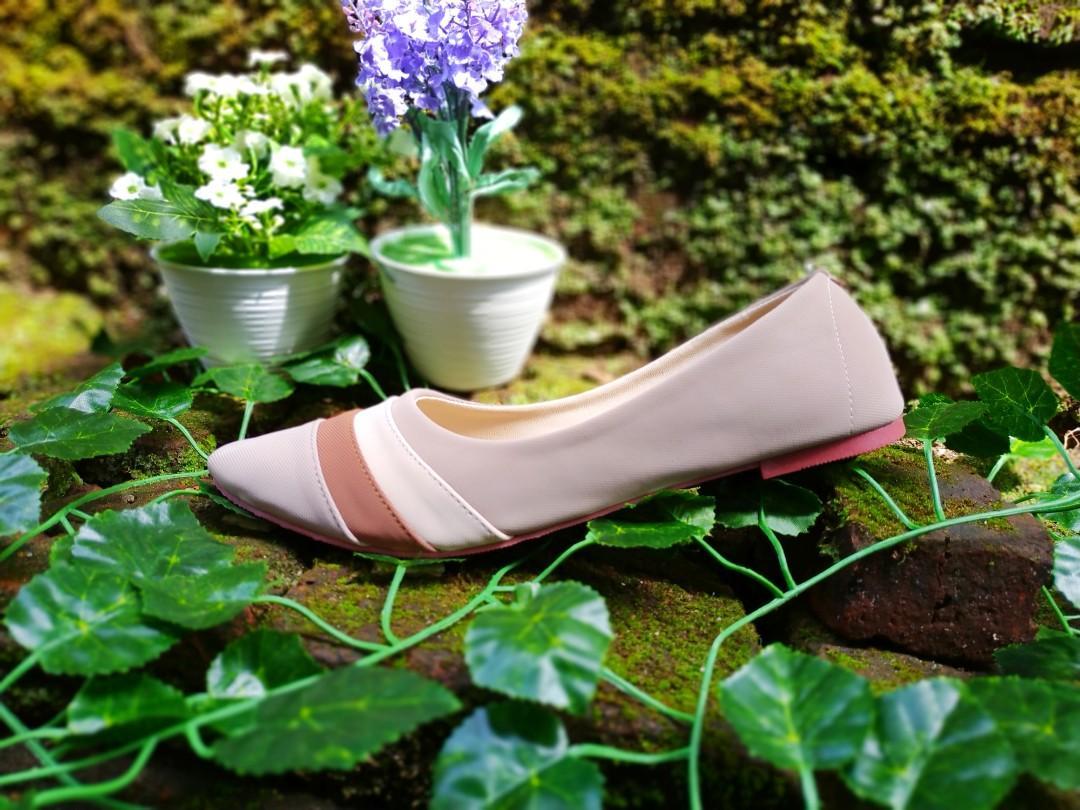 Sepatu flatshoes wanita murah FS-11