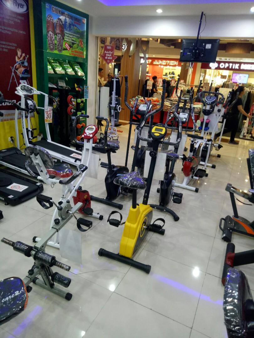 Sepeda Statis nya Bisa Kredit Promo Bunga0%