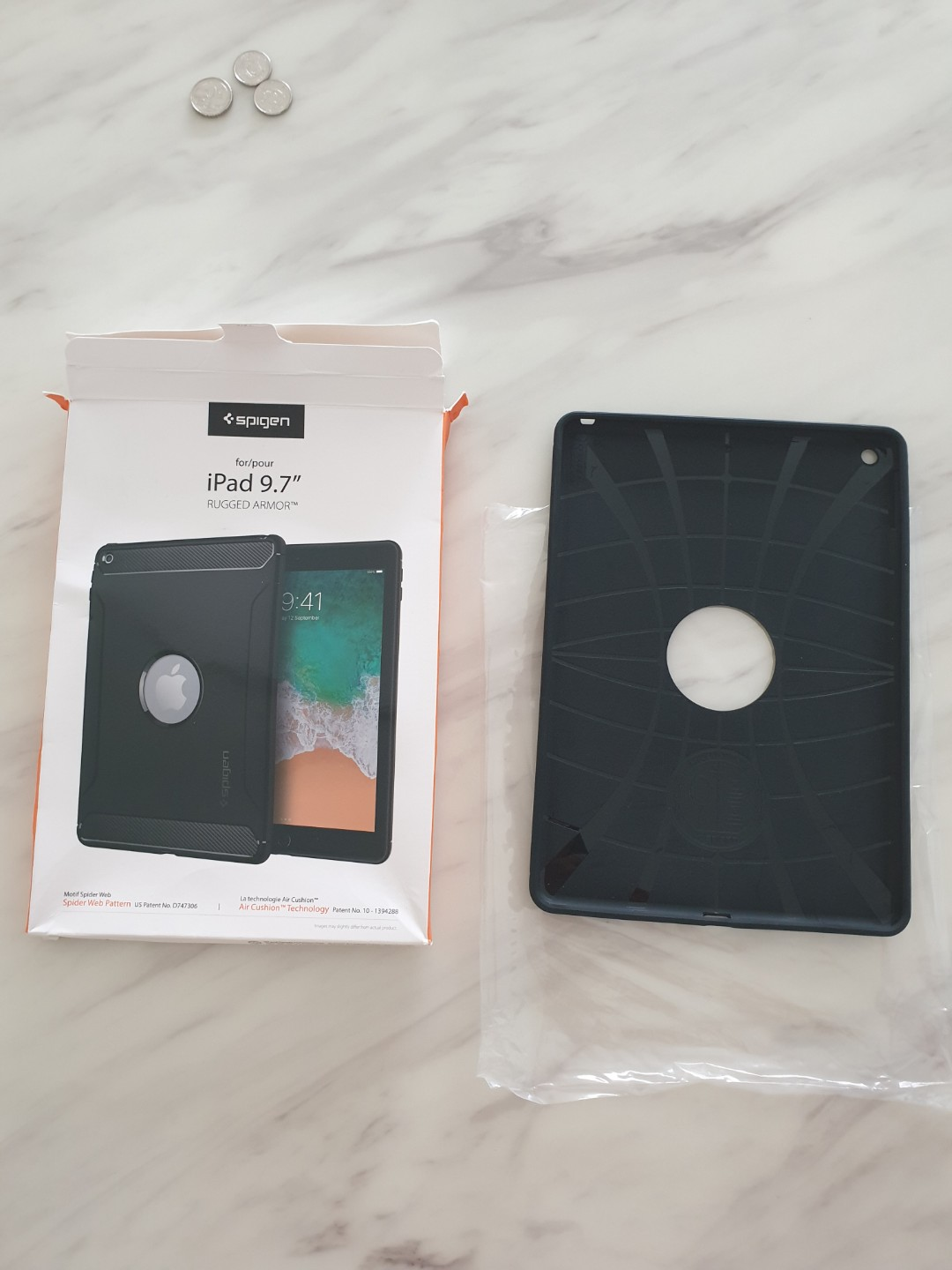 buy popular 1a6c0 29f08 Spigen iPad 9.7