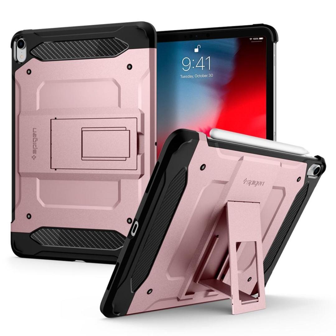 pick up c3e8a 2a398 Spigen iPad Pro 11 (2018) Tough Armor TECH Case (Authentic)