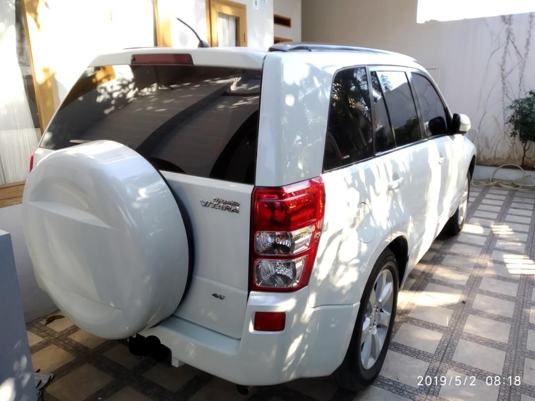 Suzuki Grand Vitara 2009 2.4 JLX AT