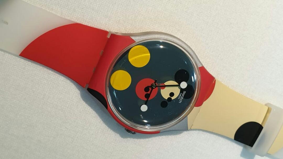 Swatch X Damien Hirst