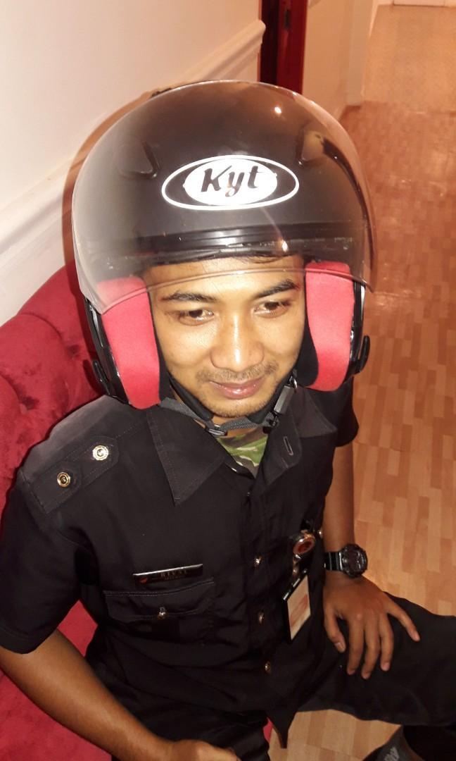 Testimony cod rawamangun Kyt Dj Maru black doff transaksi yang menyenangkan:)