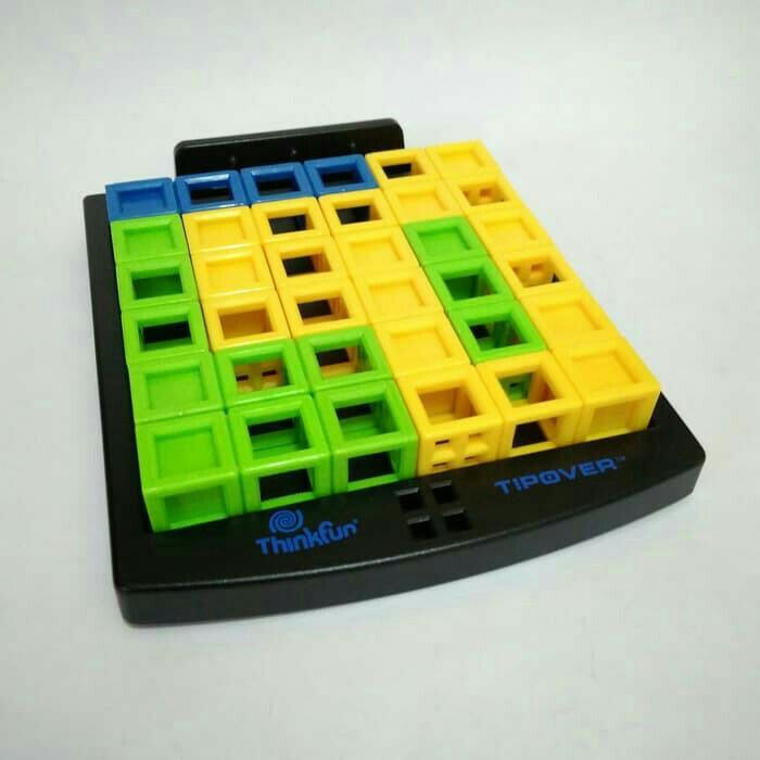 Thinkfun tipover crate game board