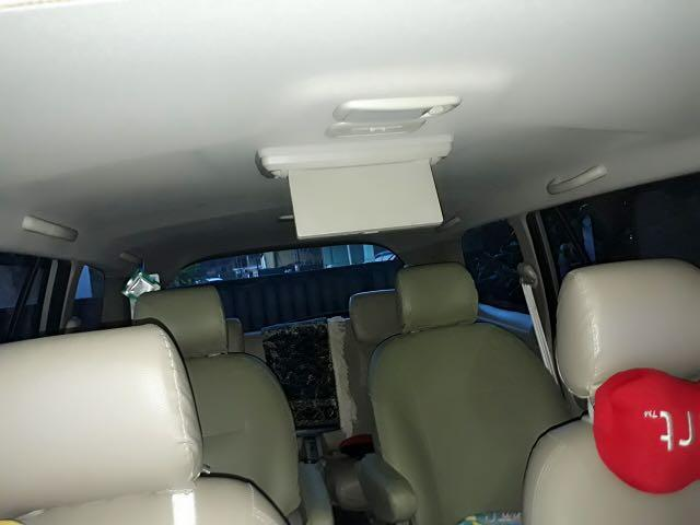 Toyota Kijang Innova type G Luxury 2014