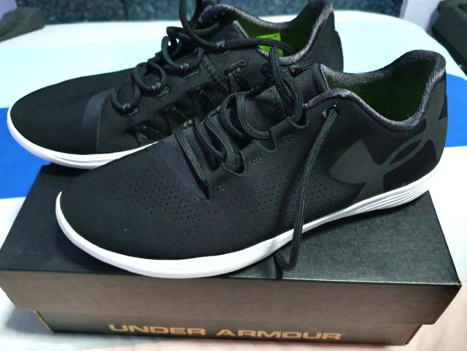 huge discount e8da8 51472 Under Armour Women s Street Precision Low, Women s Fashion, Shoes ...